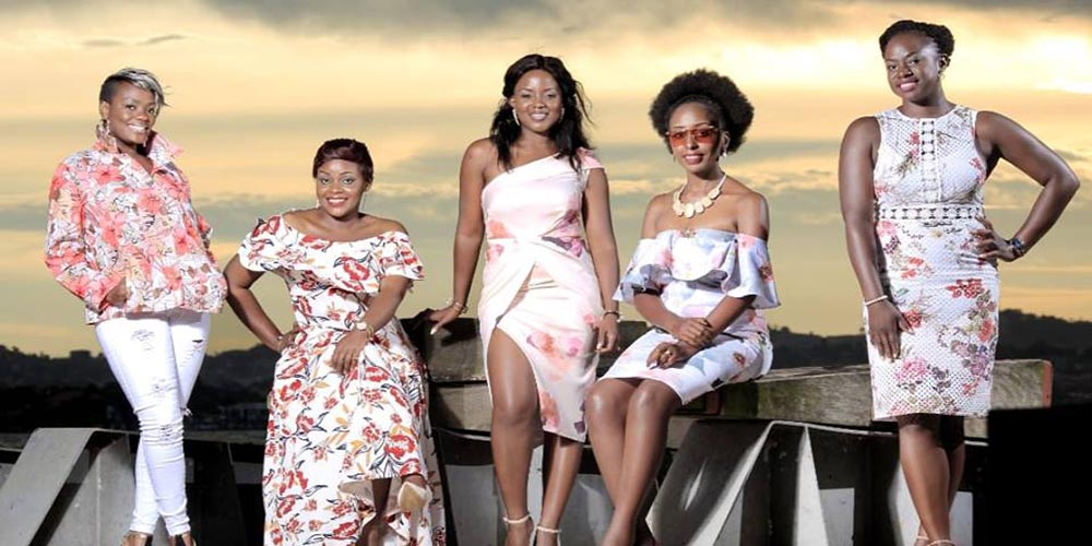 Racheal Arinaitwe Joins Group Of Ladies For Parenting Tales In New Series Glim